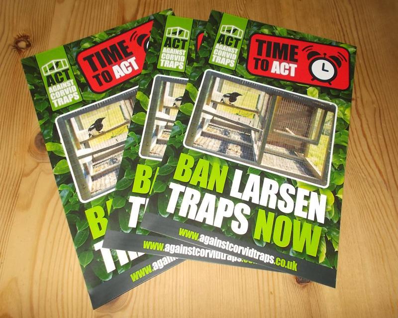 Ban Larsen Traps Now
